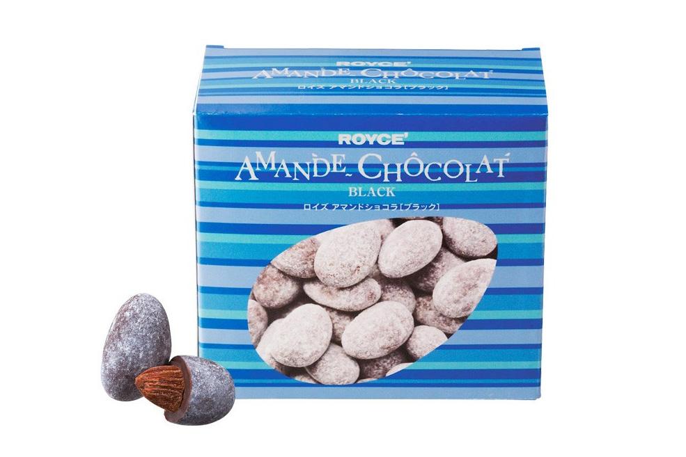 Миндаль в черном шоколаде. Amande Chocolat «Black»