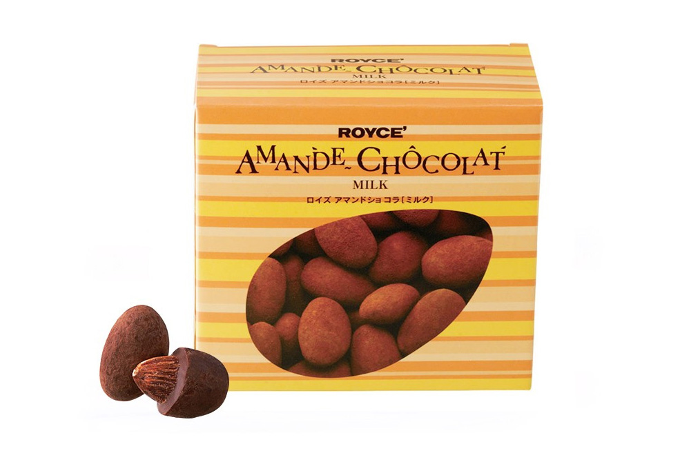 Миндаль в молочном шоколаде. Amande Chocolat «Milk»