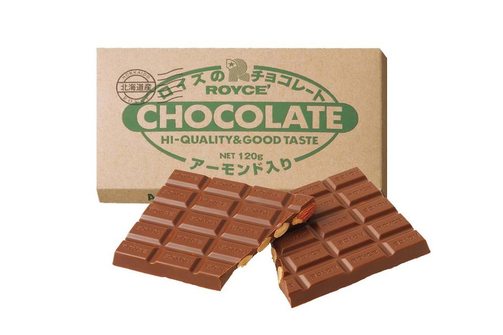 Плиточный шоколад «Миндальный». Chocolate Bar «Almond» (какао 44%)