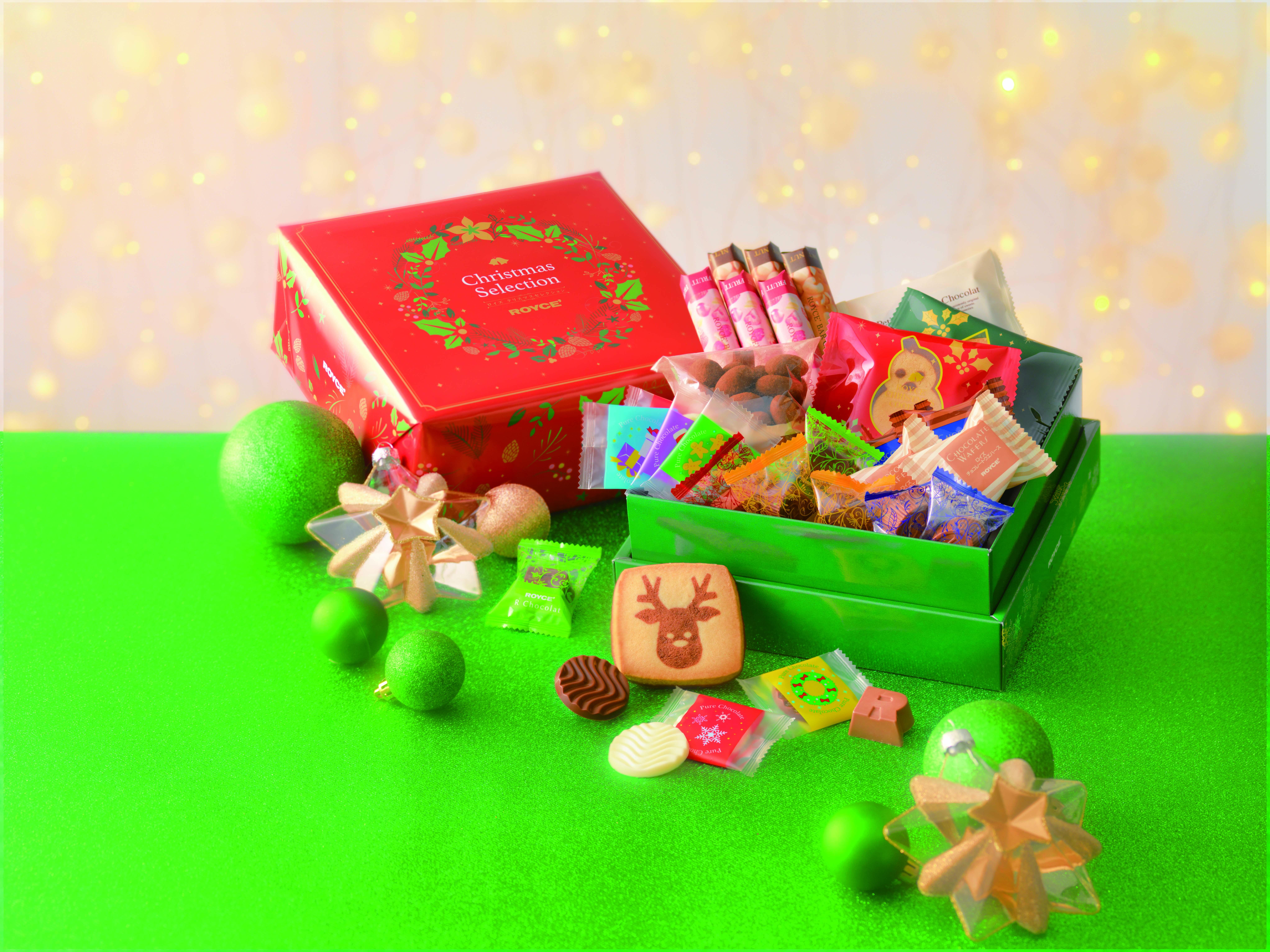 Новогодняя коллекция ROYCE'. Christmas Selection (31 шт.)