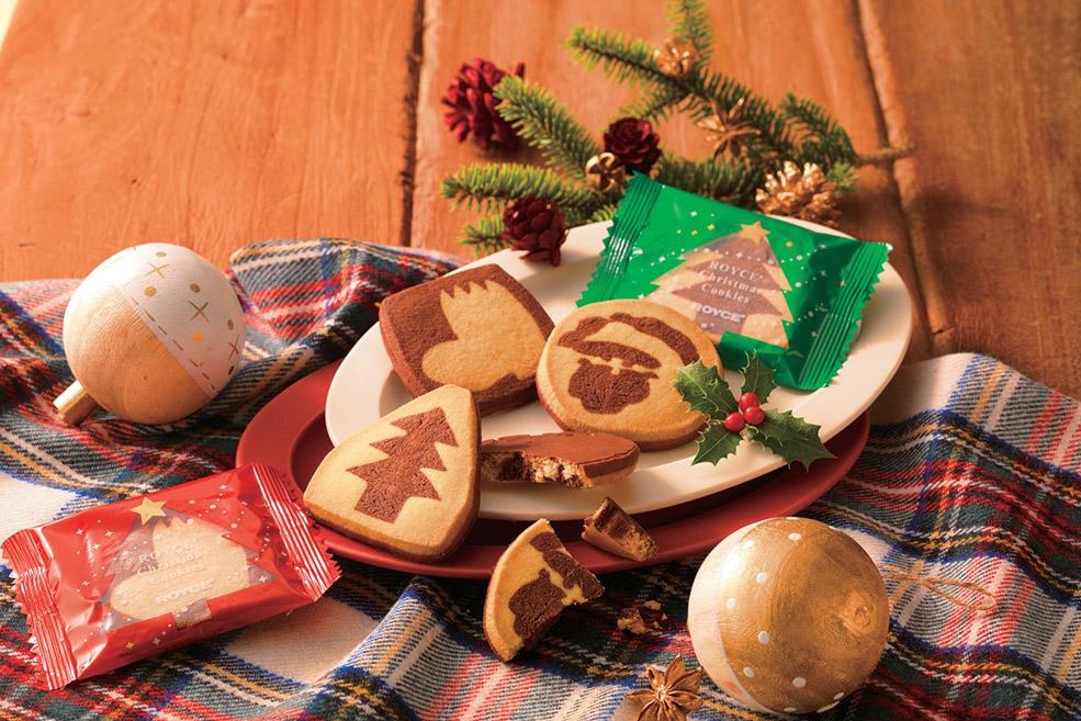 Рождественское печенье ROYCE'