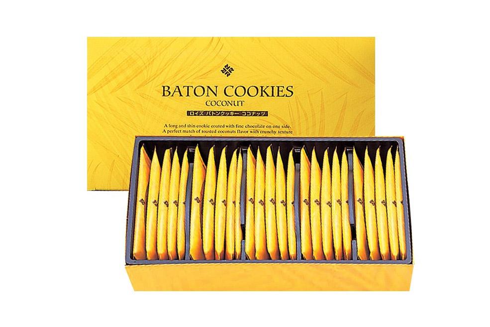 Печенья палочки «Кокосовые». Baton Cookies «Coconut»