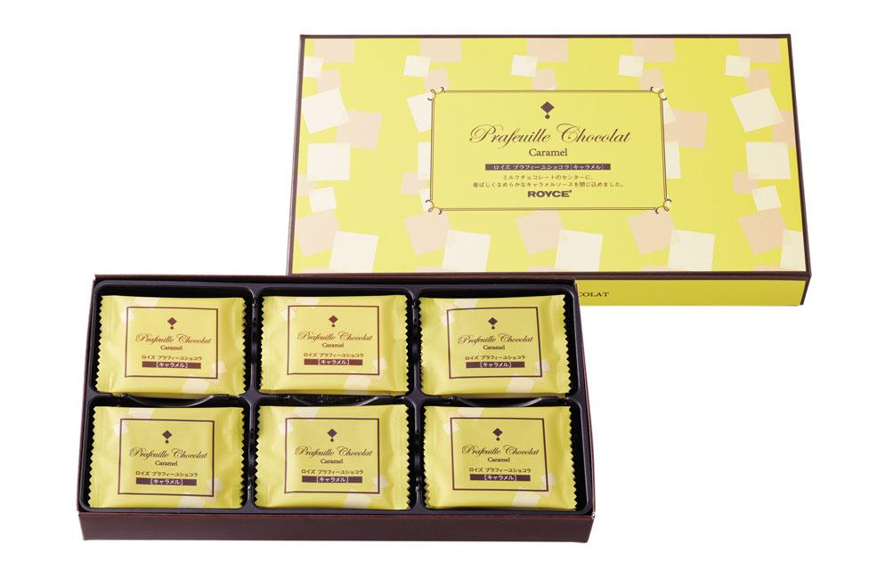 Шоколадные листики «Карамельные». Prafeuille Chocolat «Caramel»