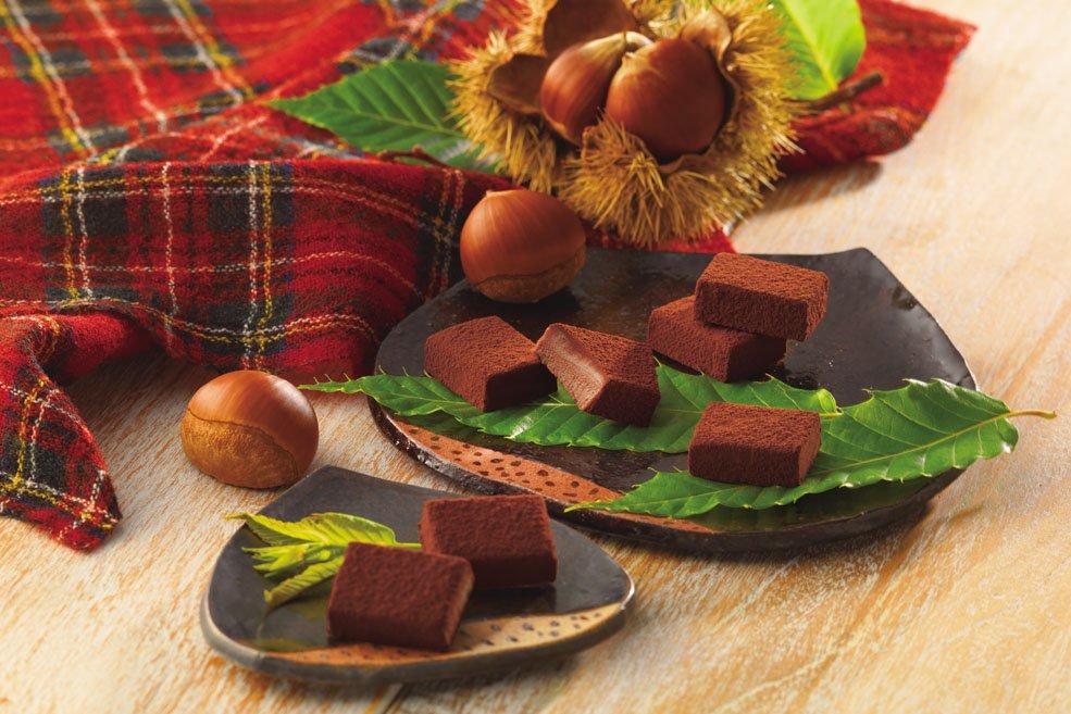 Нама шоколад «Каштан»