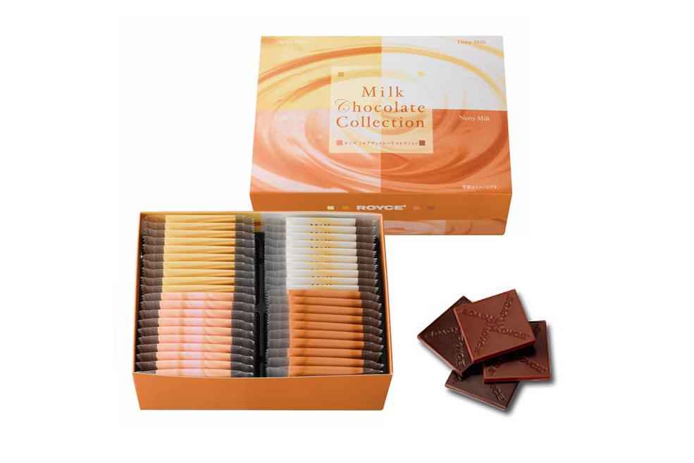 Коллекция молочного шоколада. Milk Сhocolate Сollection