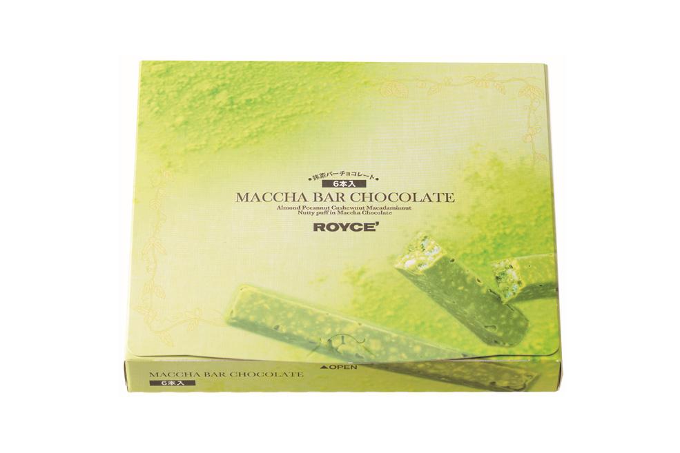 Шоколадные палочки «Зеленый чай». Matcha Bar Chocolate