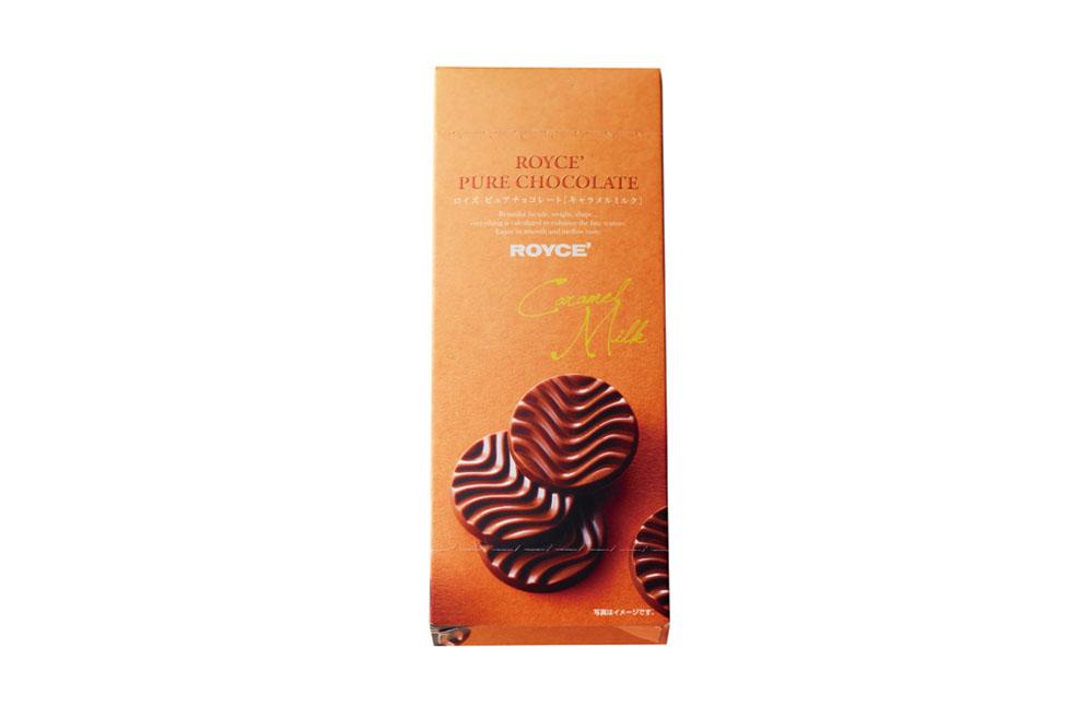 Чистый шоколад «Молочная карамель». Pure chocolate «Caramel Milk»