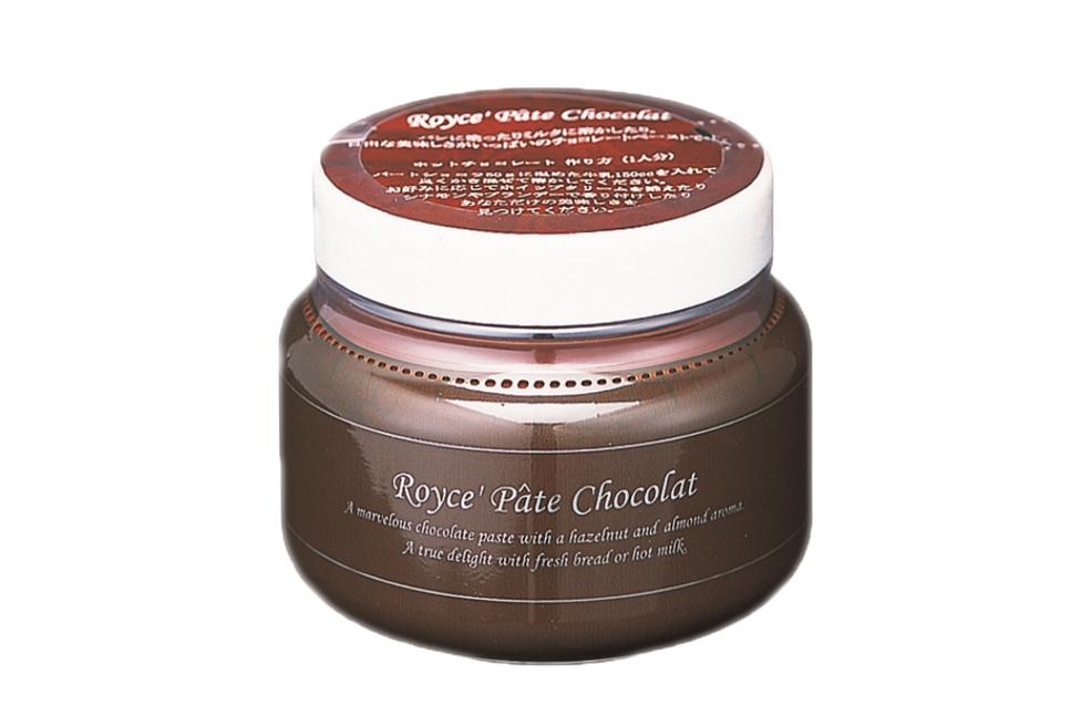 Шоколадная паста. Pâte Chocolat