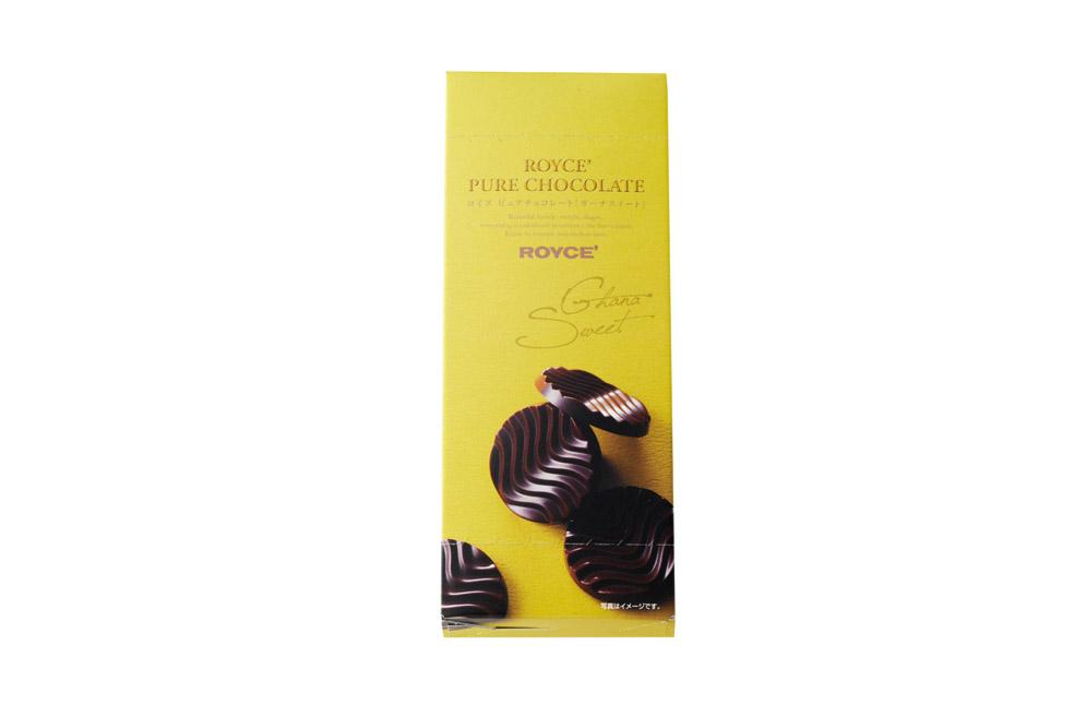Чистый шоколад «Сладости Ганы». Pure Сhocolate «Ghana Sweet» (какао 59%)