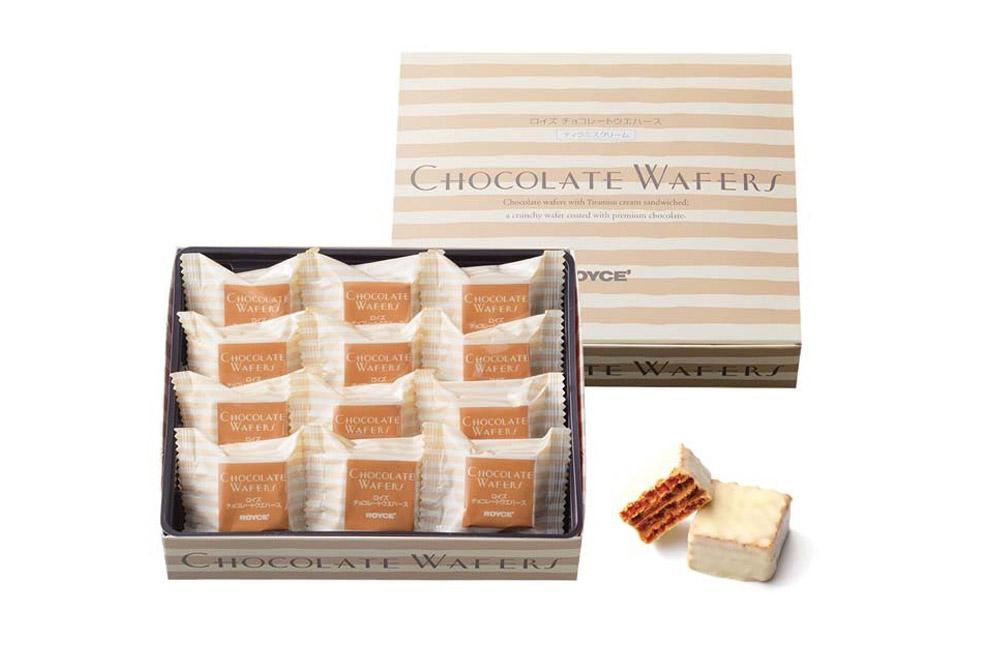 Вафли в шоколаде «Тирамису». Chocolate Wafers «Tiramisu Cream»